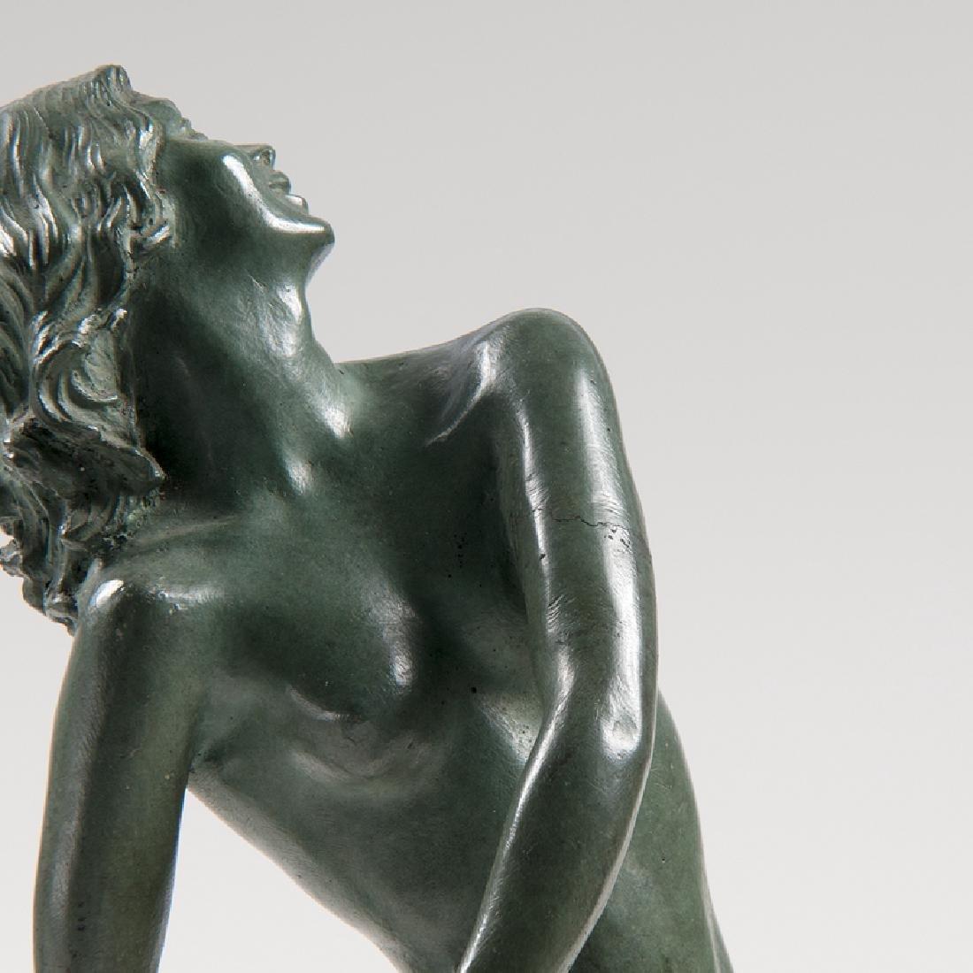 Harriet Whitney Frishmuth (American, 1880-1980) Bronze - 7