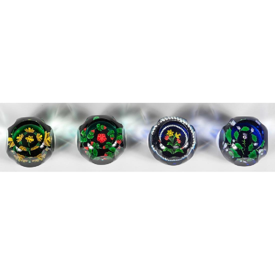 Caithness National Quartet Paperweights and Perfume - 2