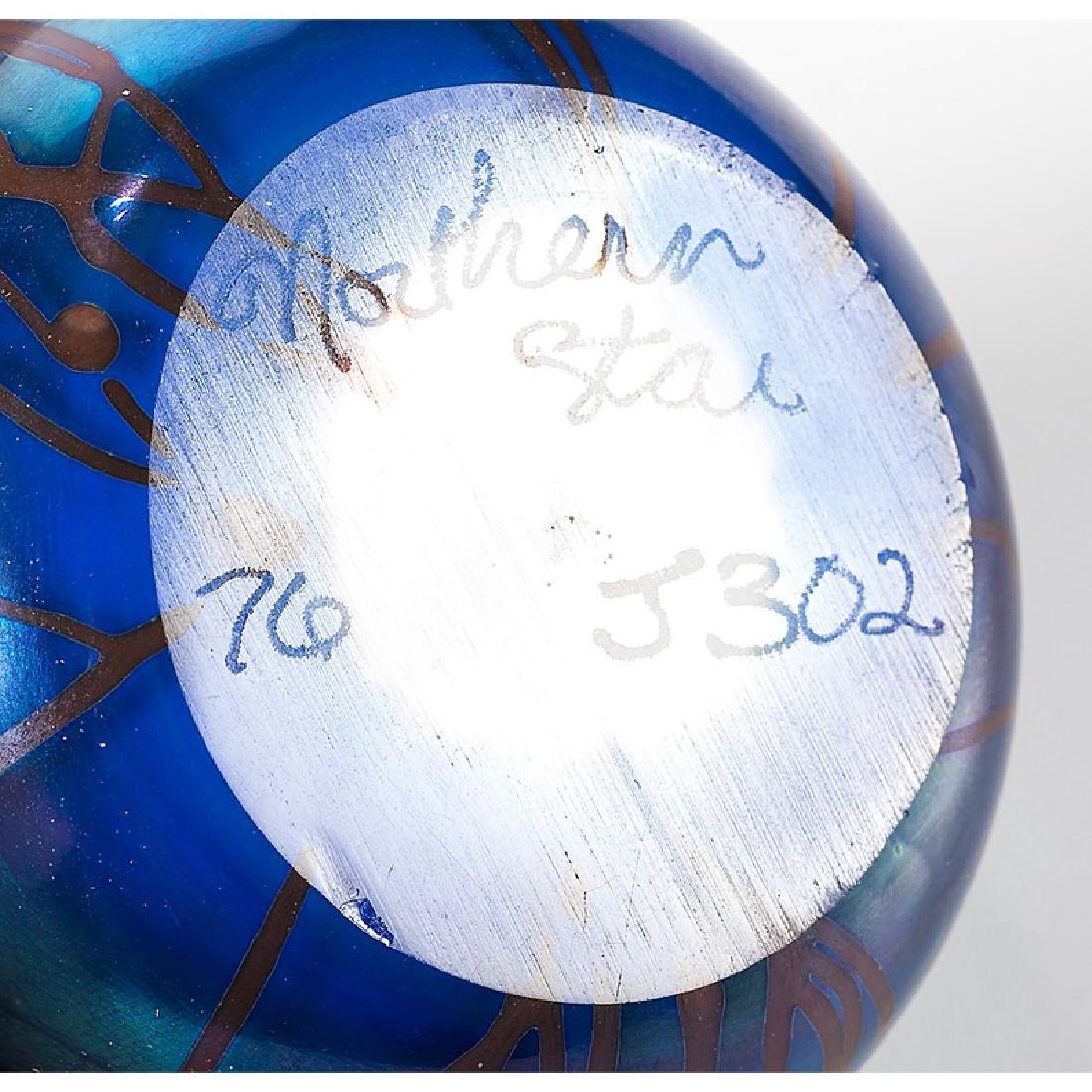 Iridescent Art Glass Paperweights - 4