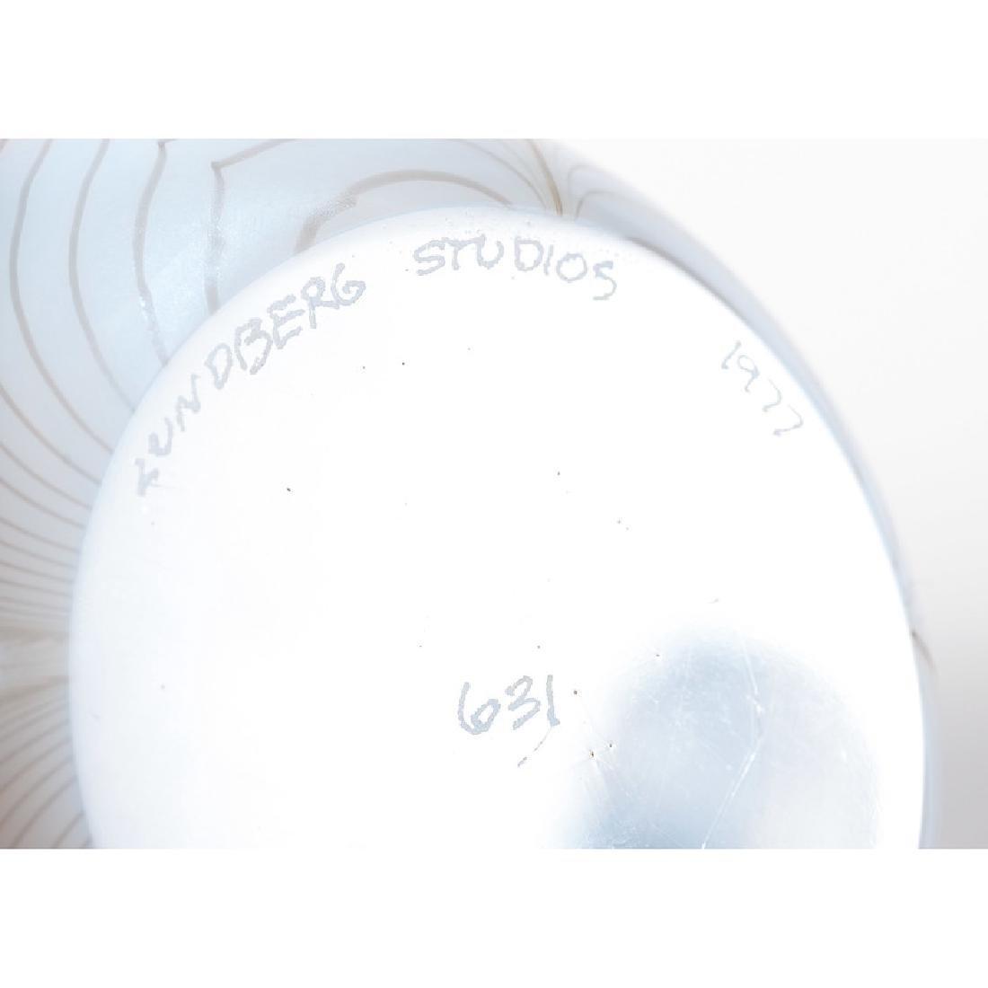 Iridescent Art Glass Paperweights - 5