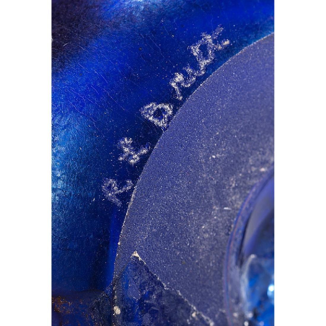 Iridescent Art Glass Paperweights - 7
