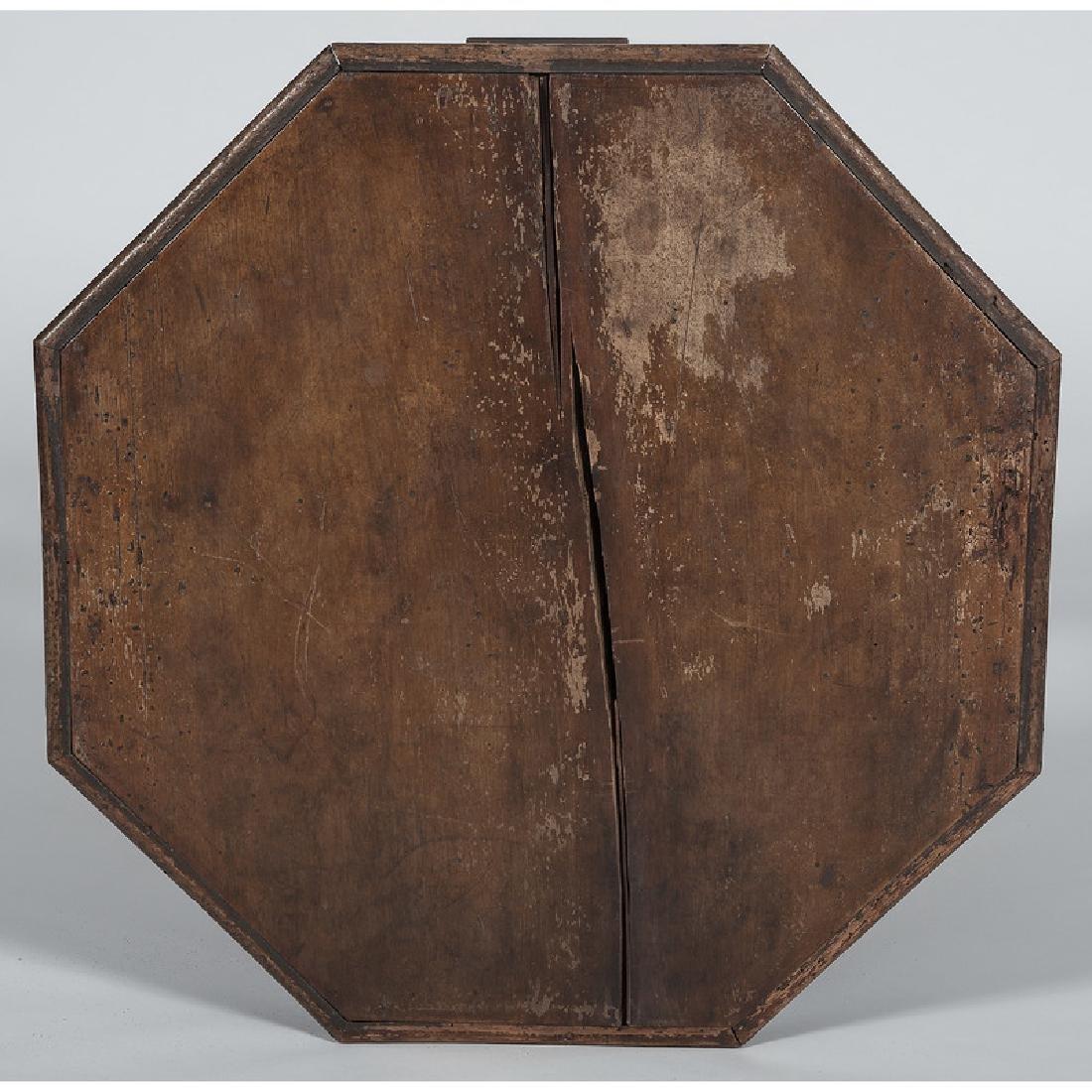Italian Renaissance-style Octagonal Side Table - 5