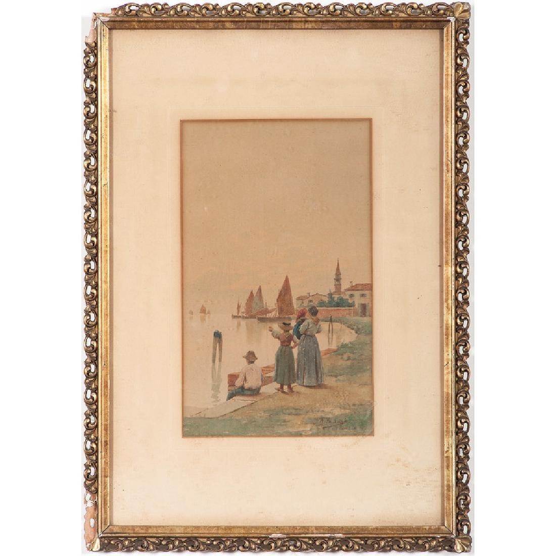 Romolo Tessari (Italian, 1868-1947) and Andrea - 2