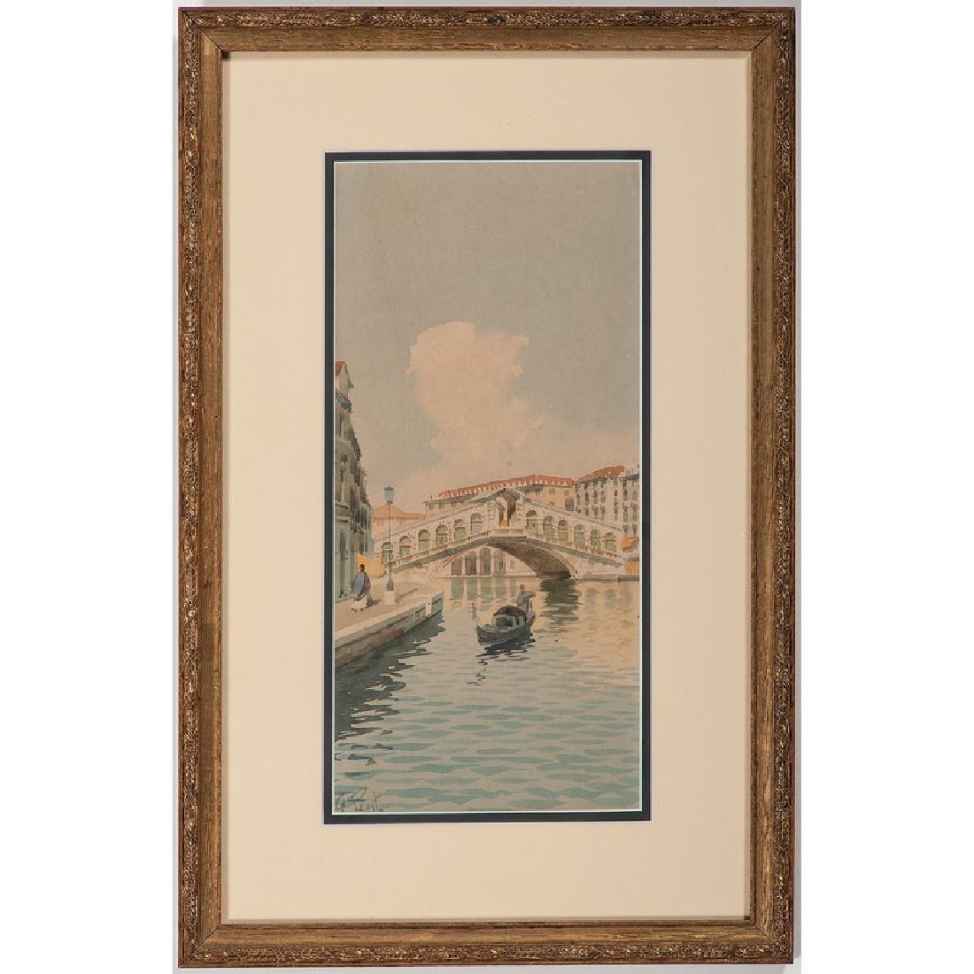 A. Presti (Italian, 20th century)