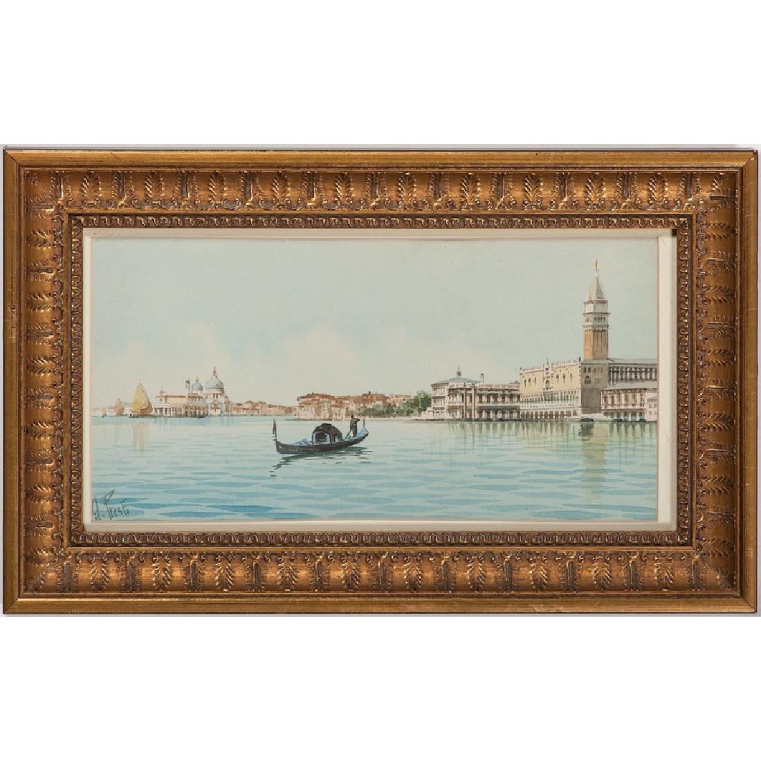 A. Presti (Italian, 20th century) - 2