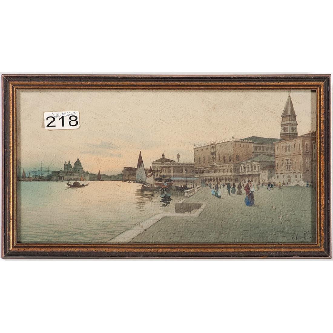 A. Verutti (Italian, 20th century)