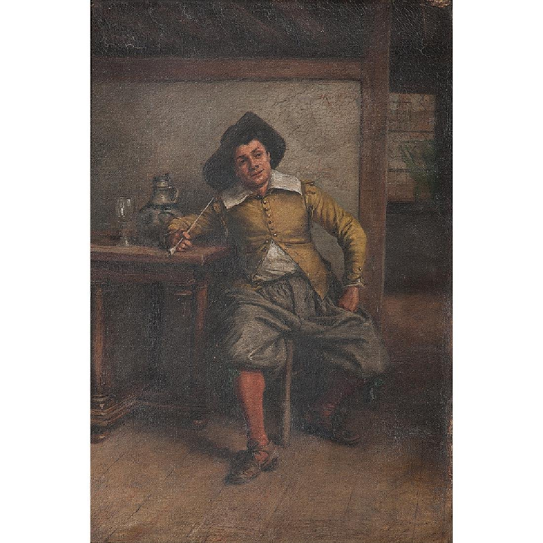 In the Manner of Jean-Charles Meissonier (French,