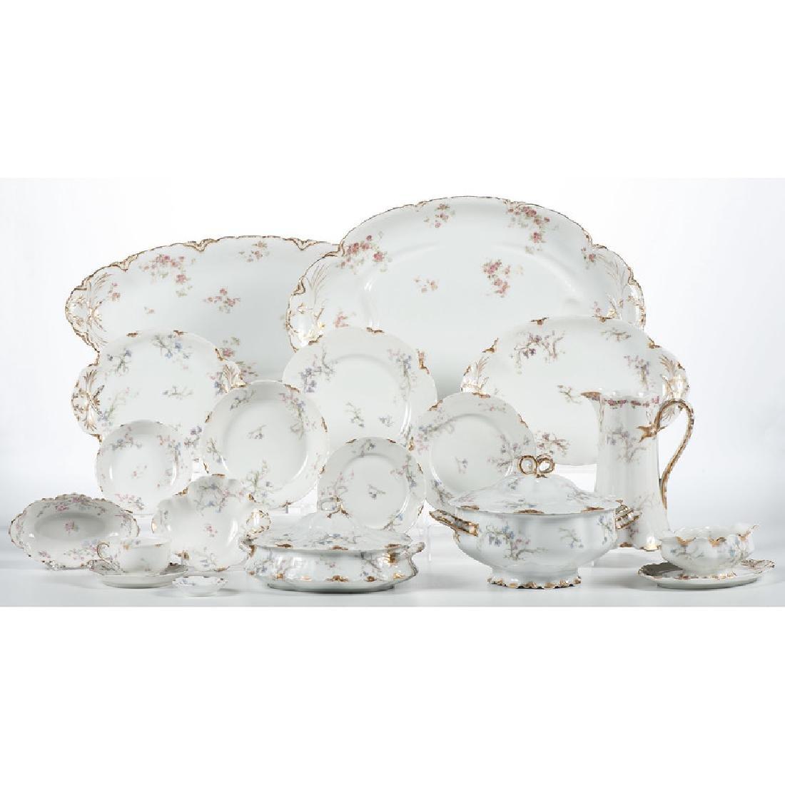 Haviland & Co. Limoges Porcelain Service
