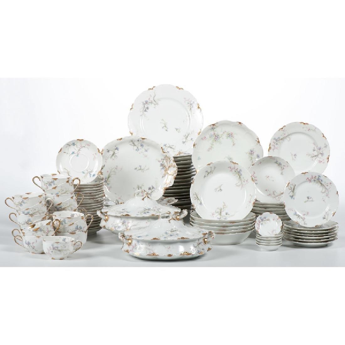 Haviland & Co. Limoges Porcelain Service - 2