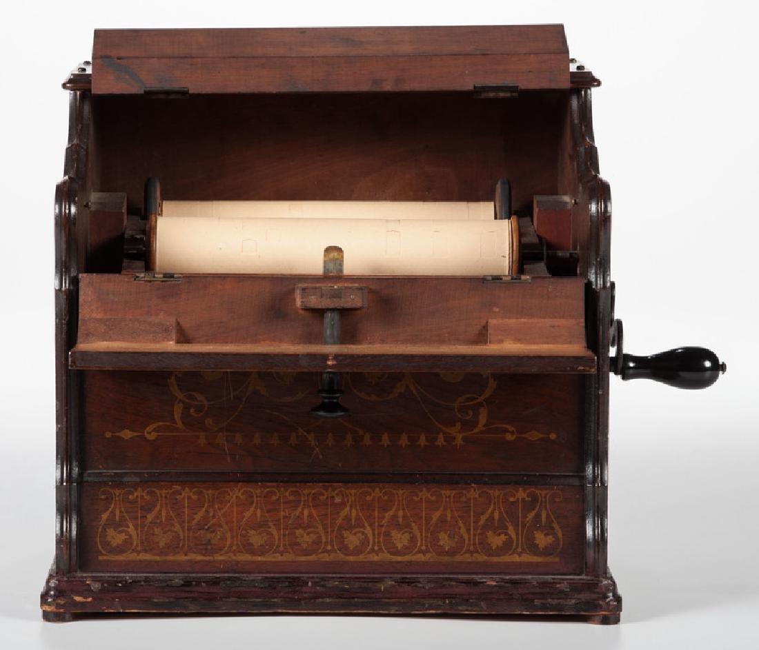 Melodia Paper Roller Organ - 2