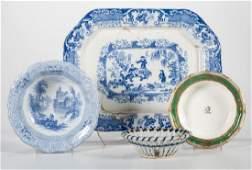 English Ceramics Including Staffordshire