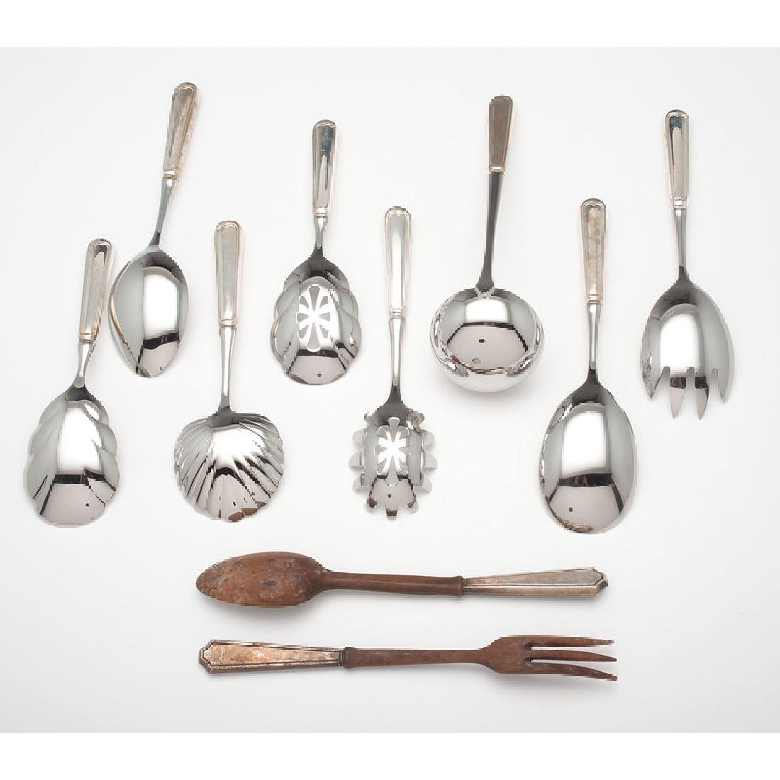 Towle Sterling Serving Utensils, Plus - 2