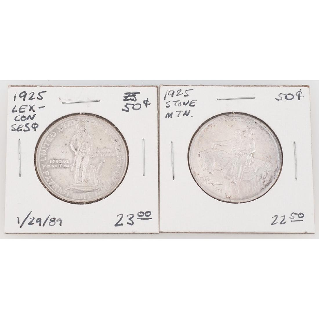 United States Commemorative Half Dollars