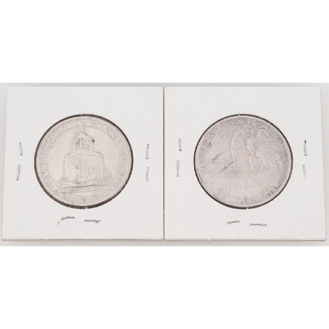 United States Commemorative Half Dollars - 2