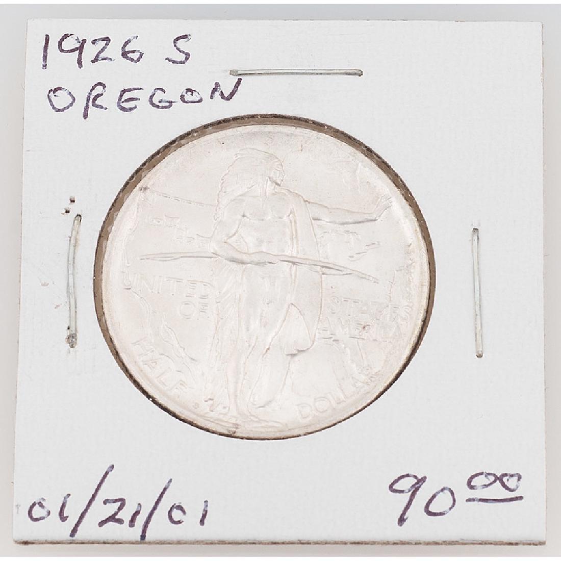 United States Oregon Trail Memorial Commemorative Half