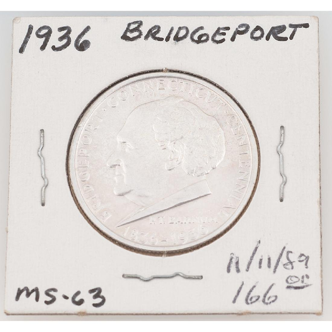 United States Bridgeport, Connecticut Centennial