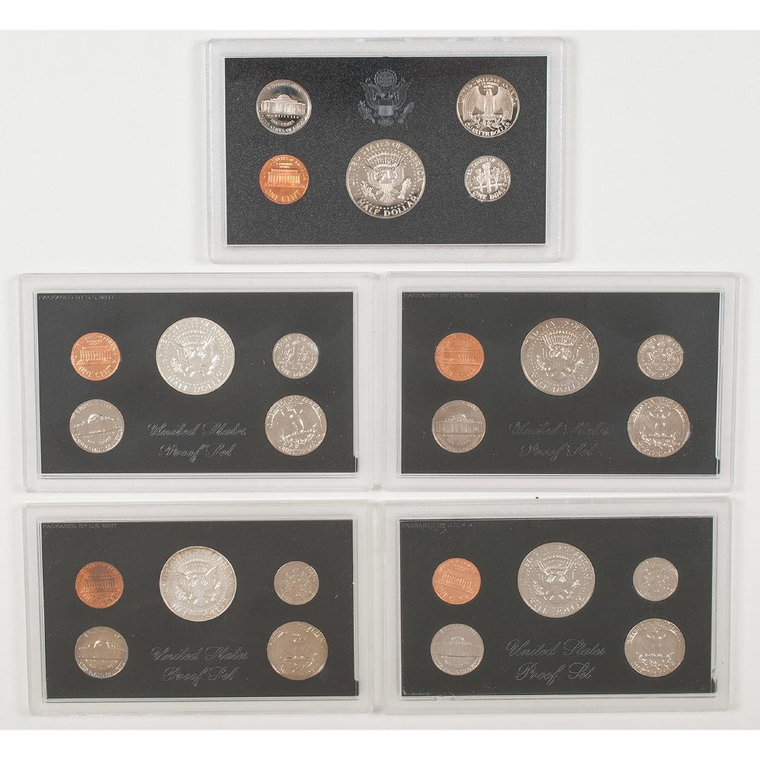 United States Proof Sets 1958-2004 - 10