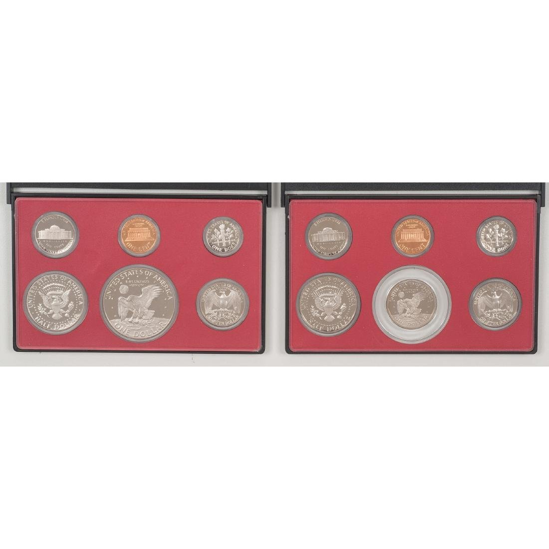 United States Proof Sets 1958-2004 - 2
