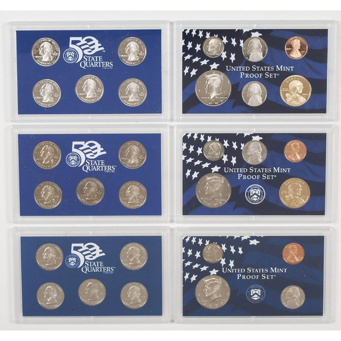 United States Proof Sets 1958-2004 - 5