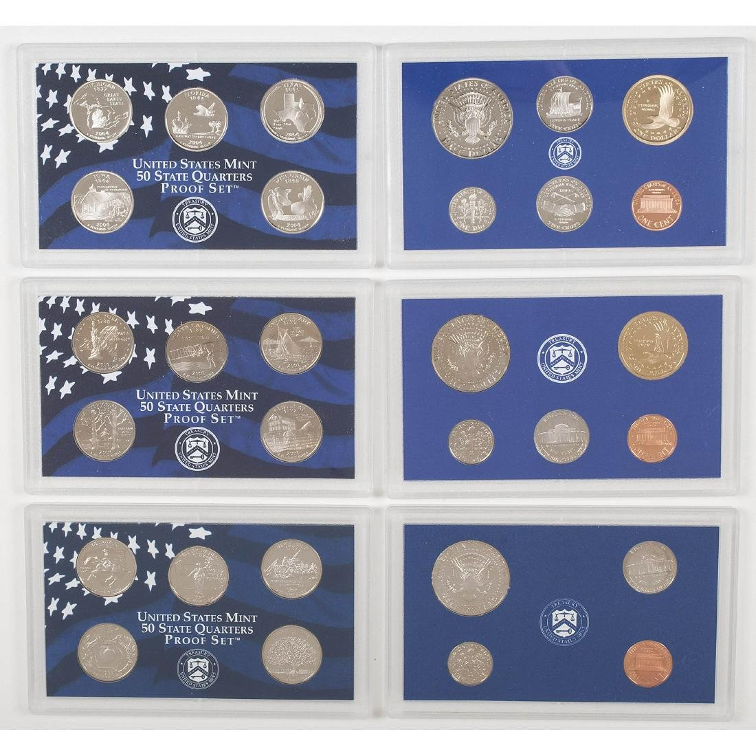 United States Proof Sets 1958-2004 - 6