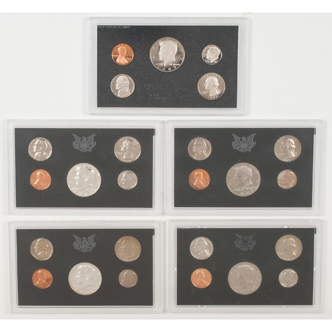 United States Proof Sets 1958-2004 - 9