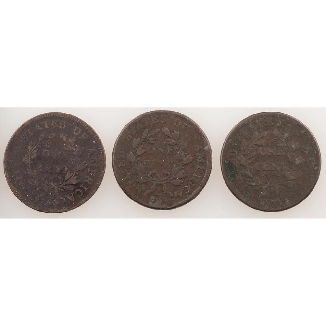 United States Draped Bust  Large Cents 1797-1807