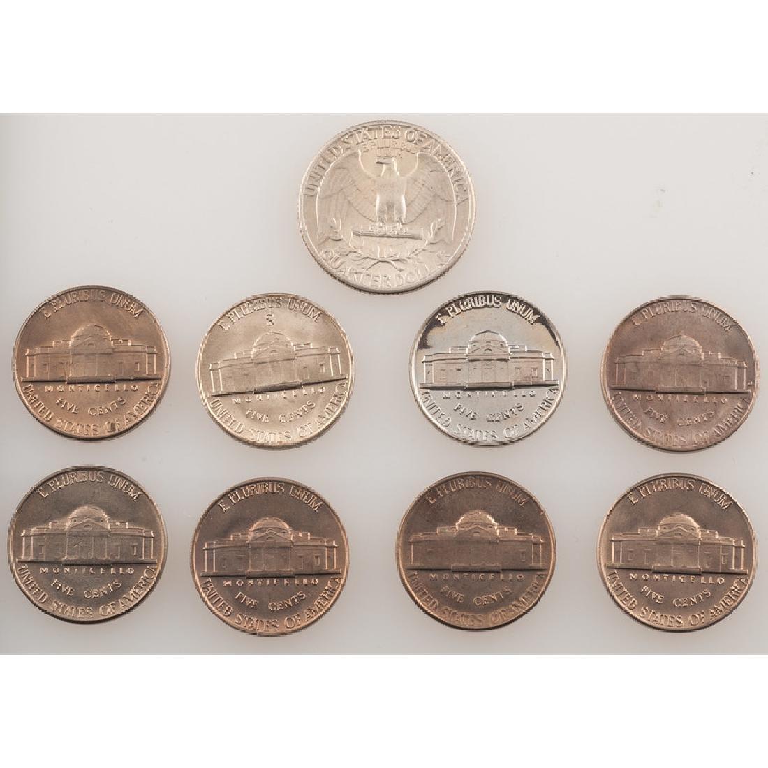 United States Jefferson Nickels PLUS - 4