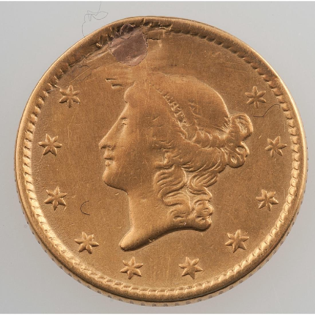 United States Liberty Head Gold Dollar