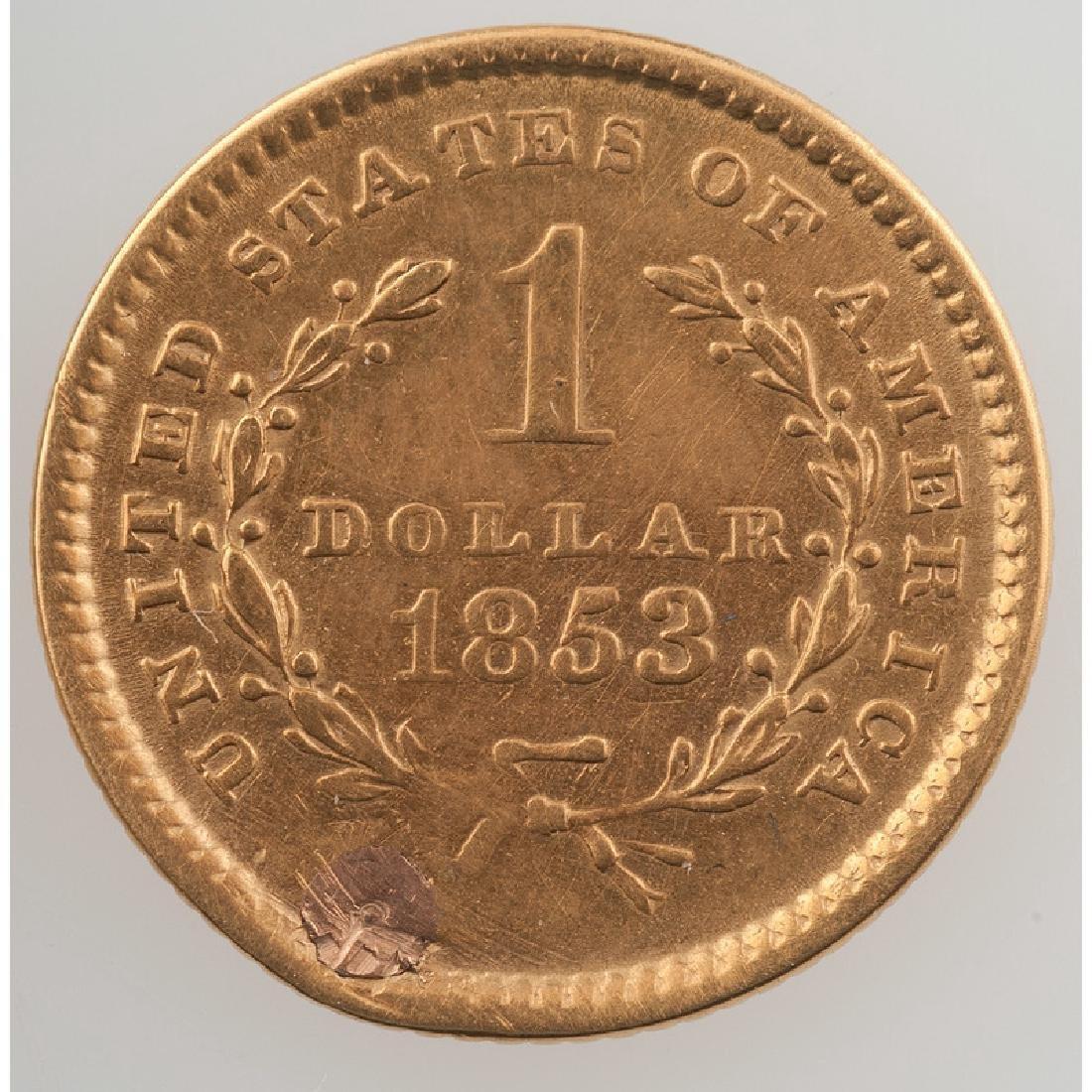 United States Liberty Head Gold Dollar - 2