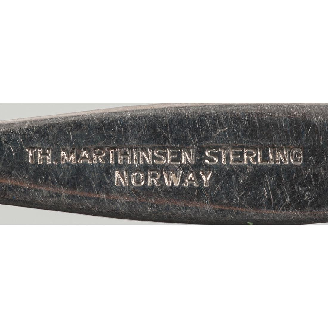 Sterling Souvenir Spoons - 3