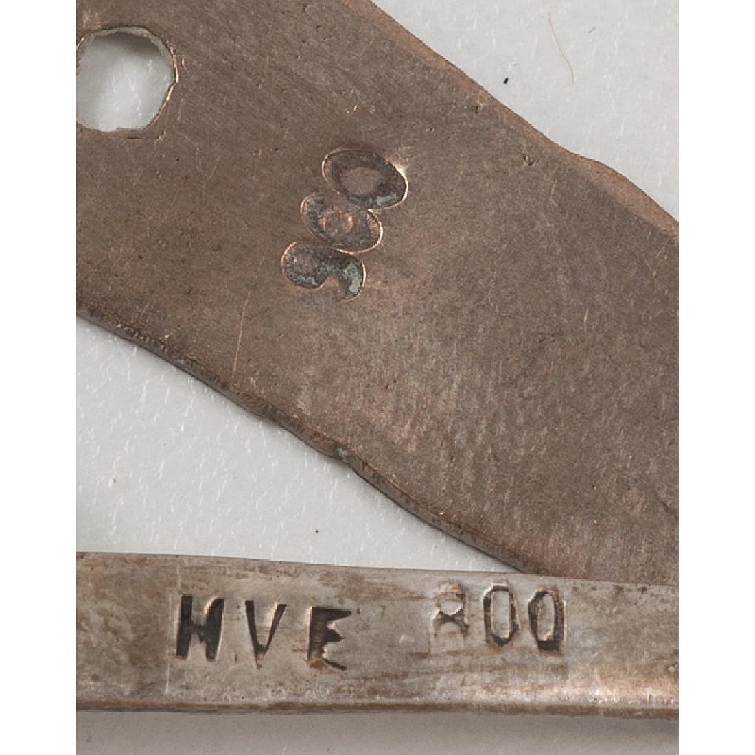Assorted Souvenir Spoons - 10