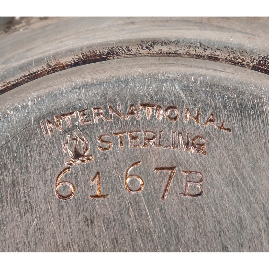International Sterling Demitasse Set - 9