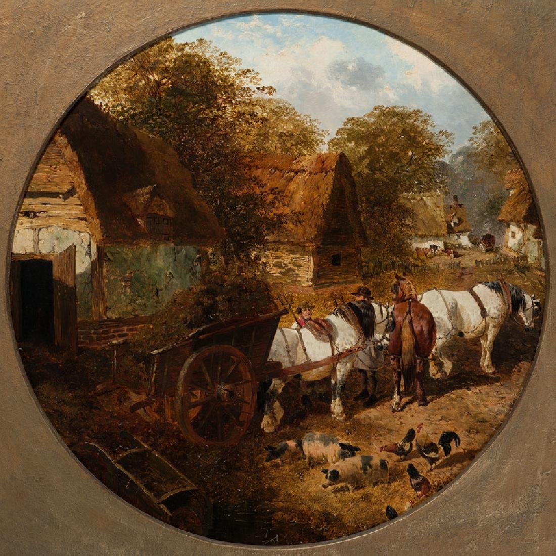 After John Frederick Herring Sr. (English, 1795-1865)