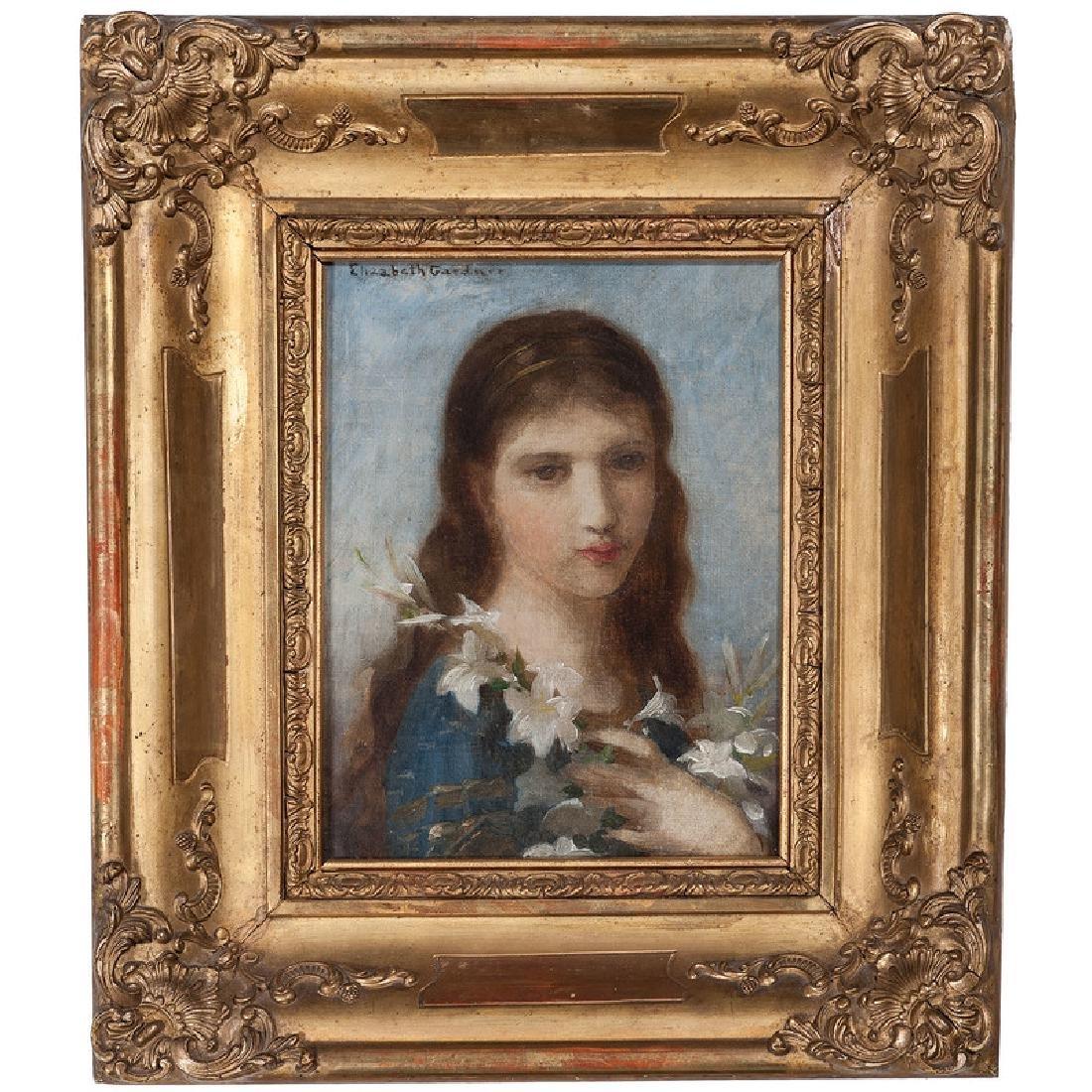 Elizabeth Gardner Bouguereau (American, 1837-1922) - 2