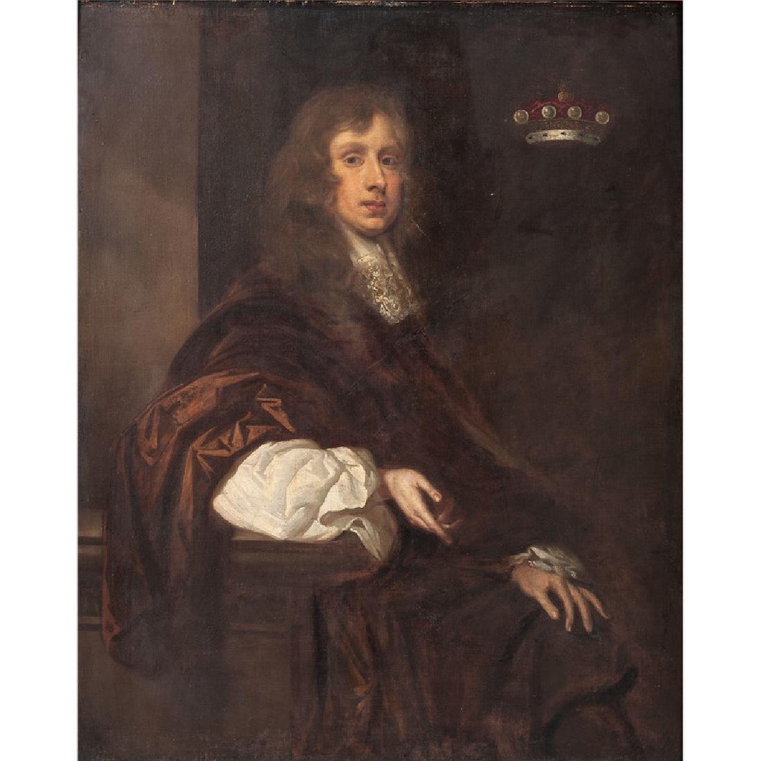 School of Peter Lely, Portrait of Sir Thomas Crew, - 2