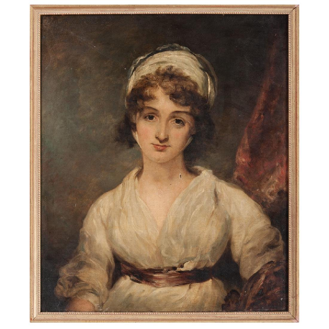 English Portrait of a Woman