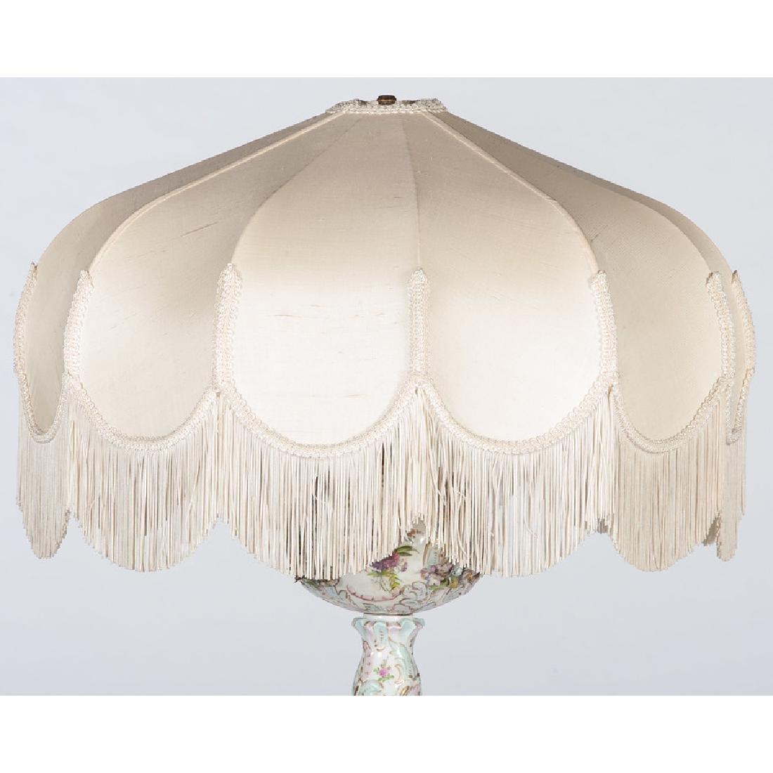 Carl Thieme Porcelain Floor Lamp - 2