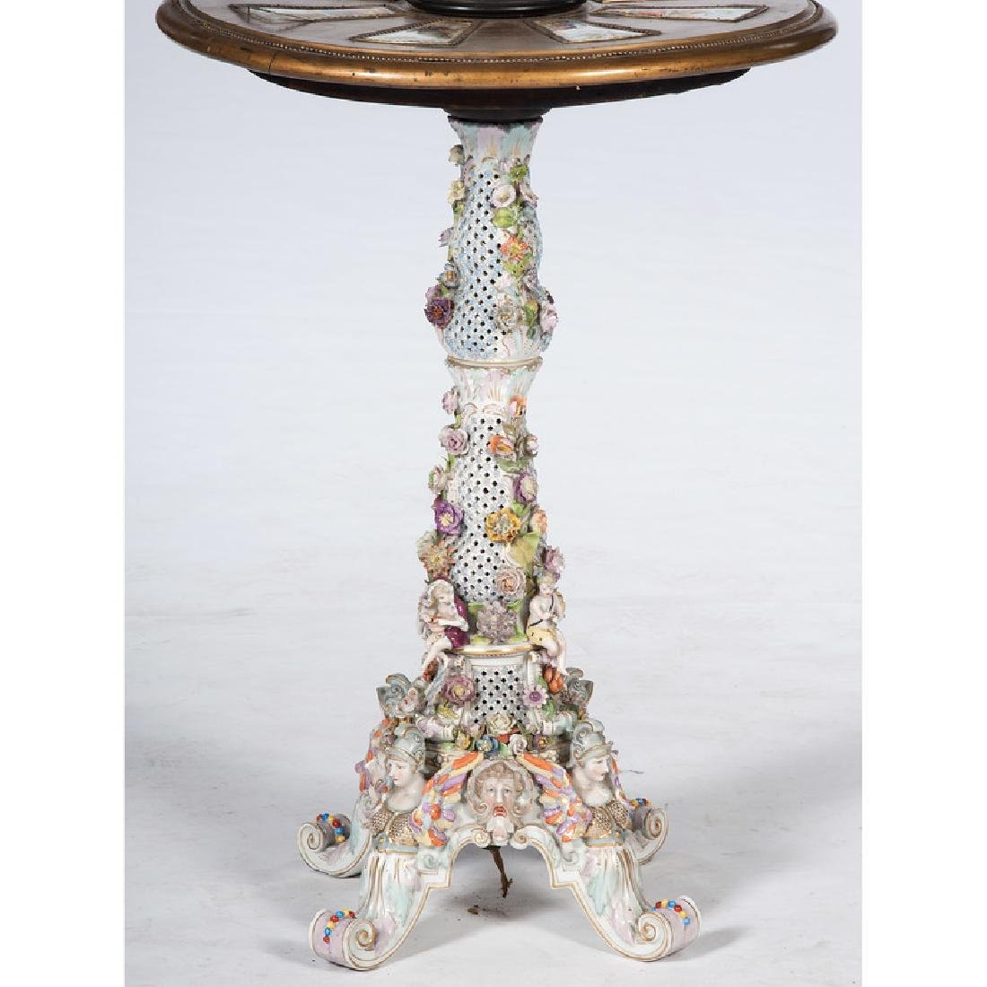 Carl Thieme Porcelain Floor Lamp - 4