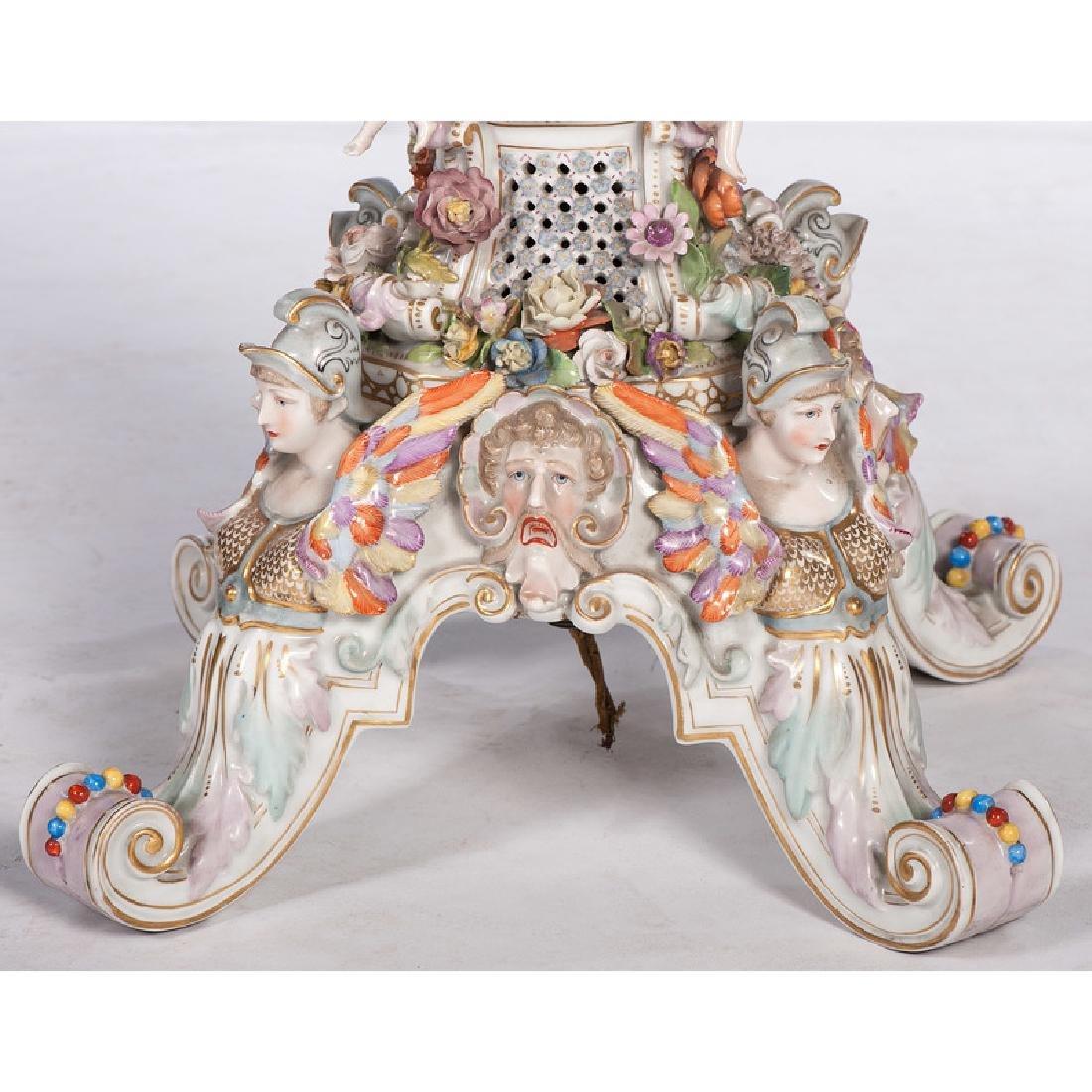Carl Thieme Porcelain Floor Lamp - 5
