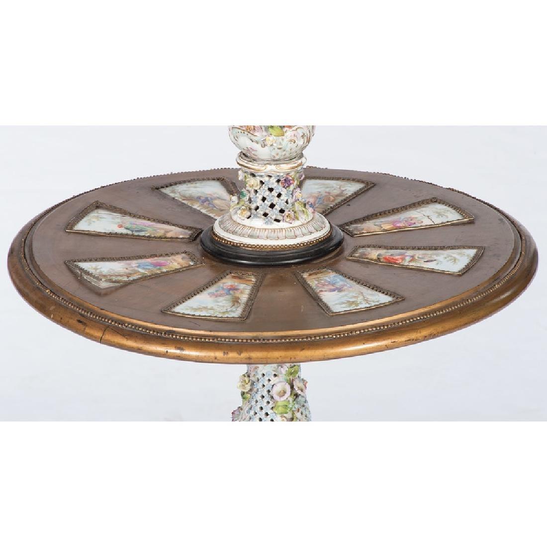 Carl Thieme Porcelain Floor Lamp - 6