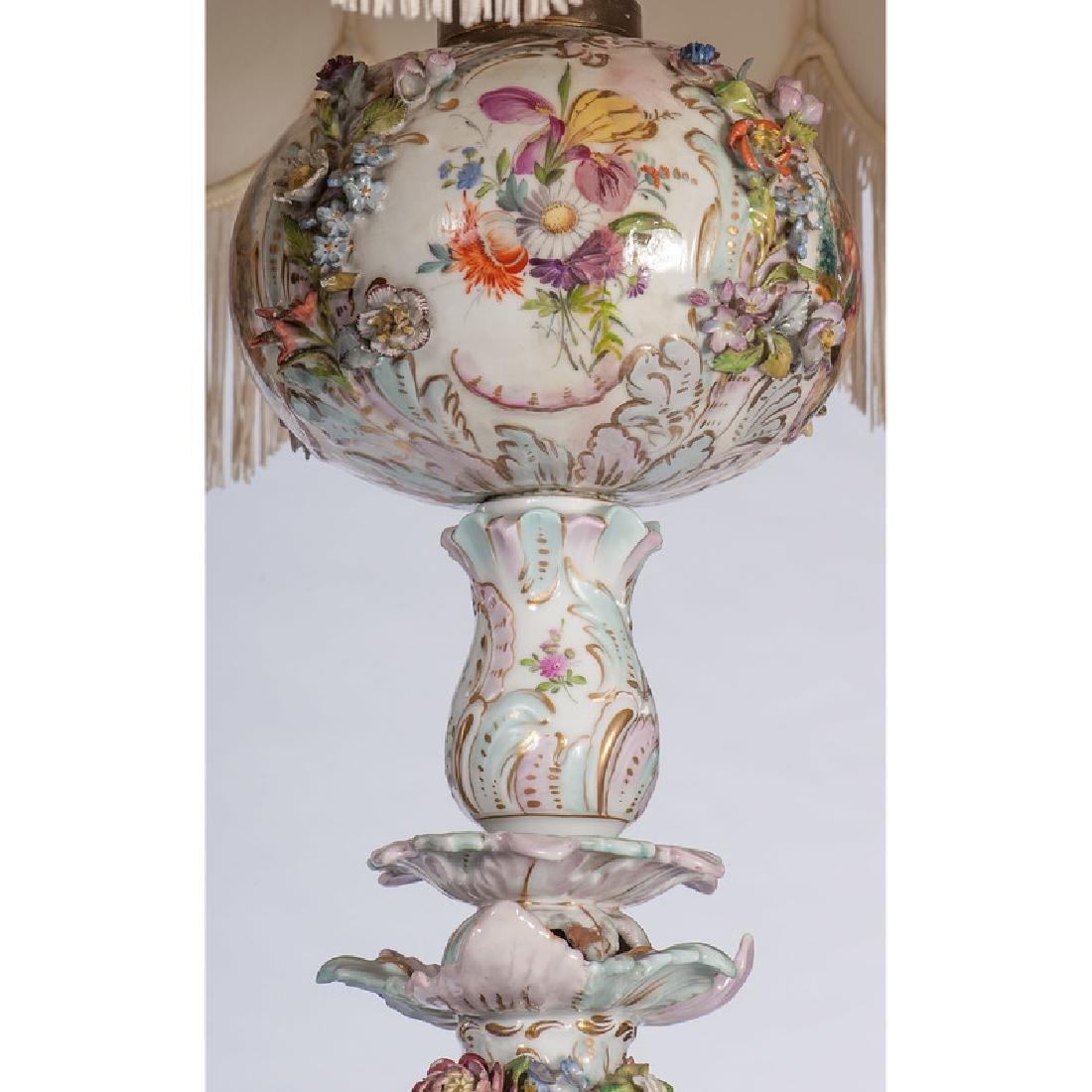 Carl Thieme Porcelain Floor Lamp - 8