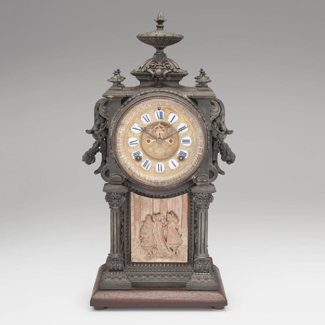 Ansonia Shelf Clock