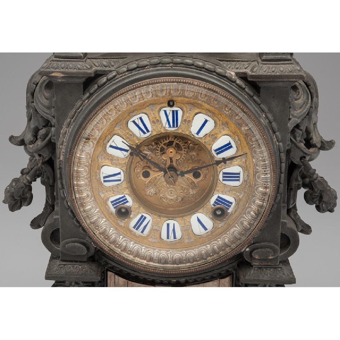 Ansonia Shelf Clock - 2