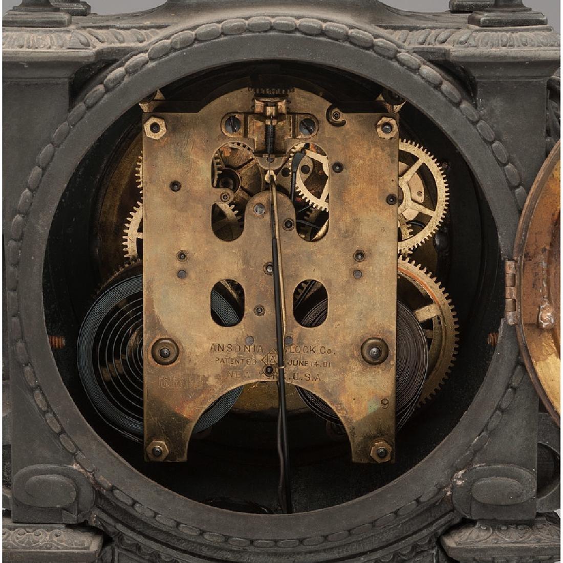 Ansonia Shelf Clock - 6