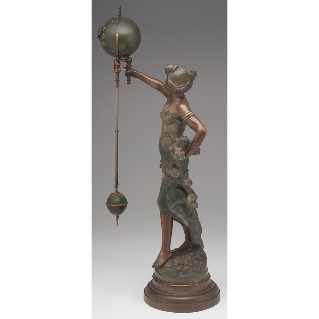 Ansonia  Swing Clock, Arcadia - 2