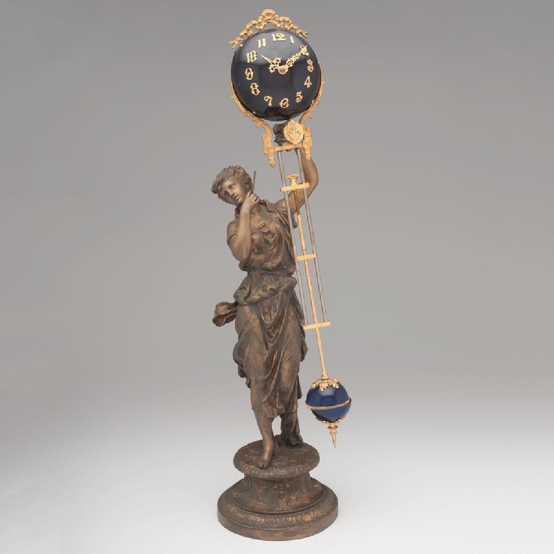 Ansonia Swing Clock, Juno