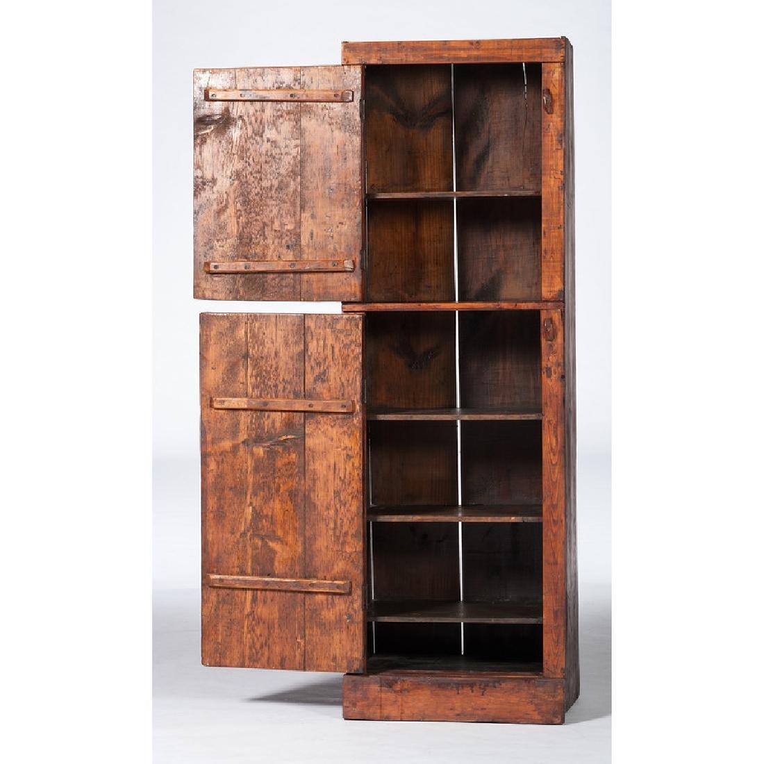 Pine Pantry Cupboard - 2