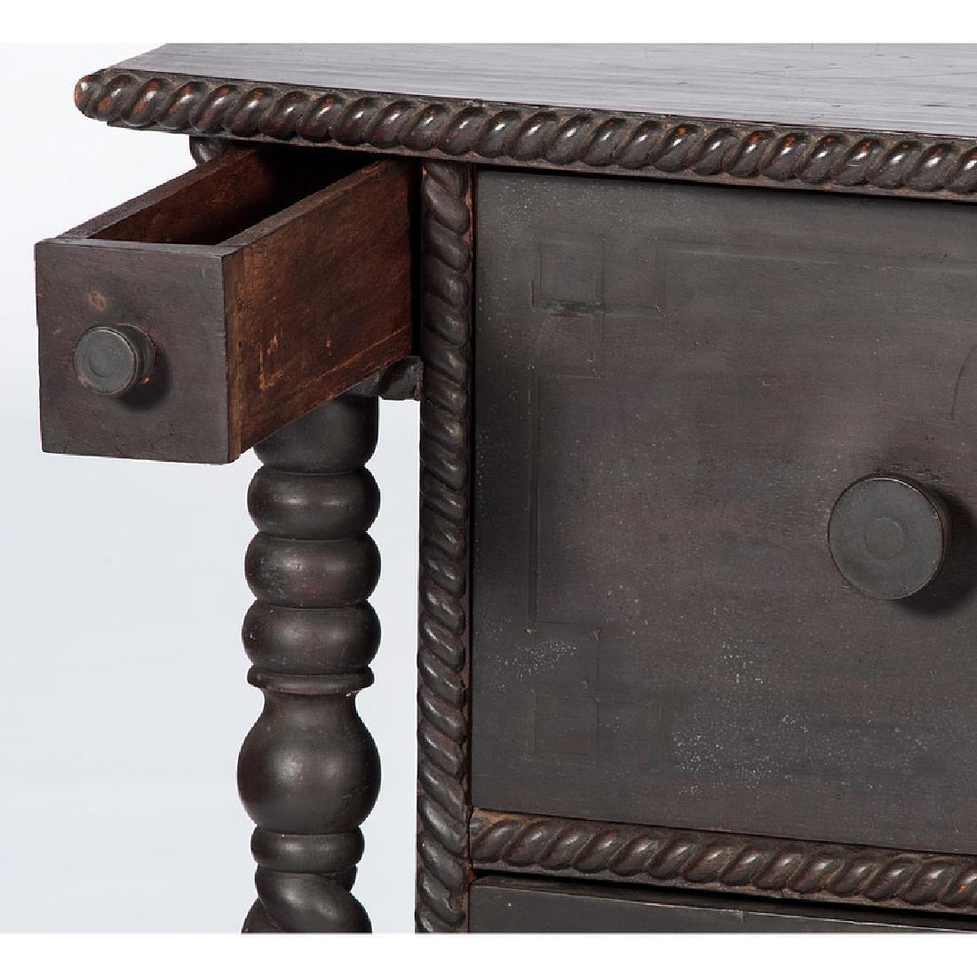 Bermuda Butler's Desk - 4