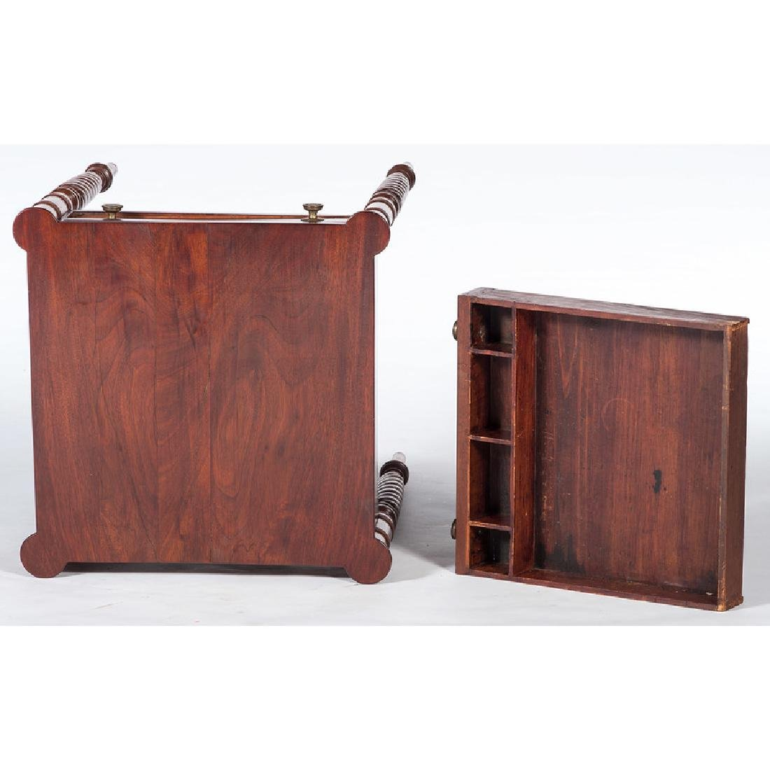 Sheraton Two Drawer Stand - 4
