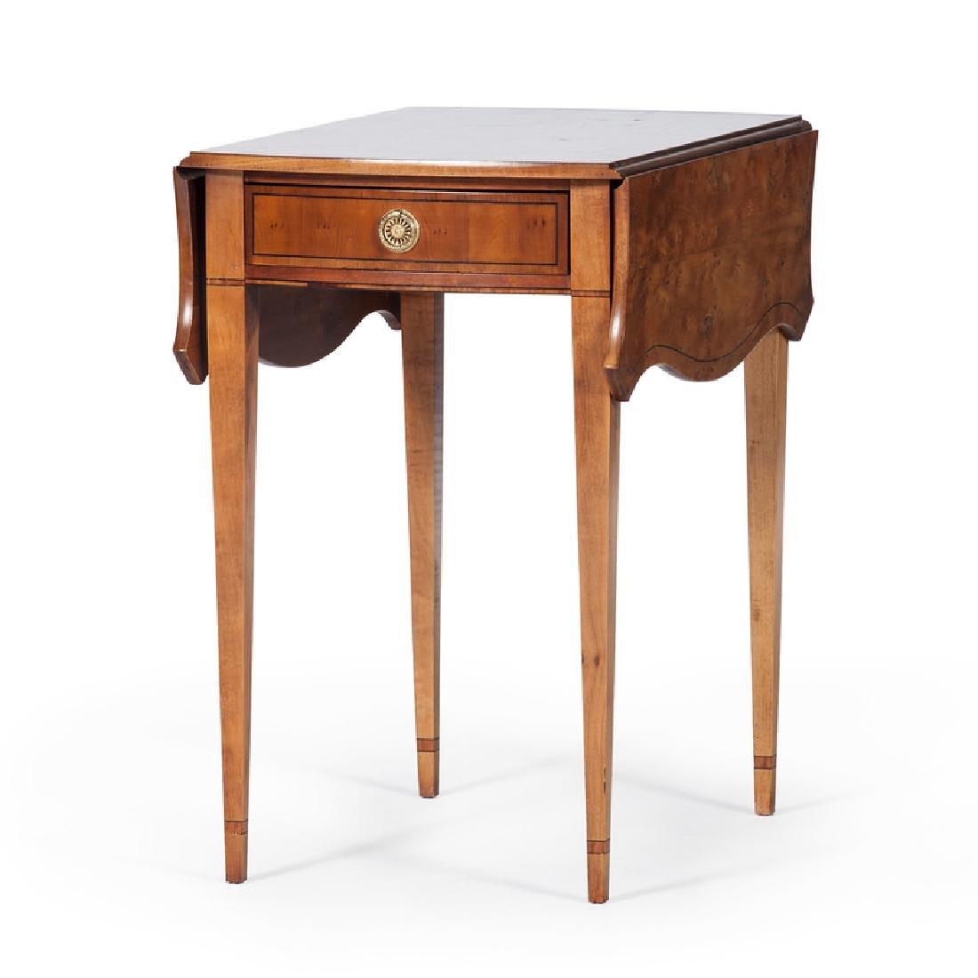 Sheraton-style Pembroke Table